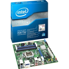 Intel Executive DQ67SW Desktop Motherboard - Intel Q67 Express Chipset - Socket H2 LGA-1155 - Micro ATX - 1 x Processor Support - 32 GB DDR3 SDRAM Maximum RAM -