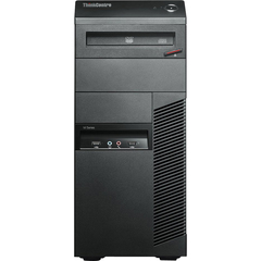 Discount Electronics On Sale Lenovo ThinkCentre M90 5474WCC Desktop Computer - Intel Core i5 i5-760 2.80GHz - Tower - Business Black - 3 GB RAM - 500 GB HDD - RAID Supported - Intel Graphics - Genuine Windows 7 Professional - DisplayPort
