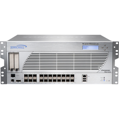 SuperMassive E10200 - 22 Expansion Slot
