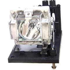 V7 260 W Replacement Lamp for NEC NP4000, Sanyo PDG-DXT10L Replaces Lamp NP04LP - 260W UHP Projector Lamp - 2000 Hour