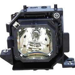 V7 200 W Replacement Lamp for Epson EMP-830, EMP-835 Replaces Lamp ELPLP131 - 200W UHE Projector Lamp - 3000 Hour Economy Mode