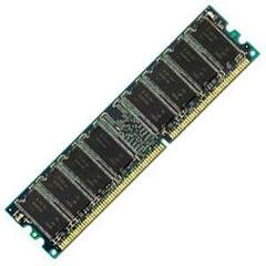 Kingston 1GB DDR SDRAM Memory Module - 1GB (1 x 1GB) - 400MHz DDR400/PC3200 - DDR SDRAM - 184-pin