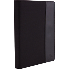 Case Logic IFOL-202 Carrying Case (Folio) for iPad - Black - Nylon