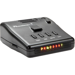 Rocky Mountain Radar Radar/Laser Detector - Ka Band, Ka Superwide, X-band, Laser, K-band - VG-2 Immunity, VG-3 Immunity - Dim, Smart-scan, City, Highway - 360 D