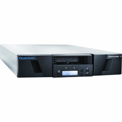 Quantum SuperLoader 3 EC-L2HAE-YF LTO Ultrium 5HH Tape Library - 1 x Drive/16 x Slot - LTO Ultrium 5 - 24 TB (Native) / 48 TB (Compressed) - Serial Attached SCS