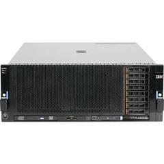 IBM System x 7143D2U 4U Rack Server - 4 x Intel Xeon E7-4860 2.26 GHz - 4 Processor Support - 128 GB Standard - Serial Attached SCSI (SAS) RAID Supported Controller - Gigabit Ethernet