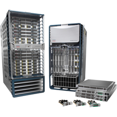 Cisco Nexus 7010 Switch Chassis - Manageable - 15 x Expansion Slots