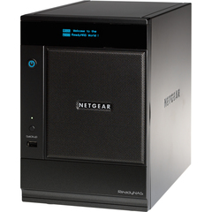 Netgear ReadyNAS Pro 6 RNDP6630-200 Network Storage Server - Intel Pentium 2.66 GHz - 18 TB - USB, RJ-45 Network