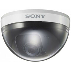 Sony SSC-N13A Surveillance/Network Camera - Monochrome, Color - CCD - Cable