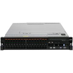 IBM System x 7147H1U 2U Rack Server - 2 x Intel Xeon E7-2870 2.40 GHz - 2 Processor Support - 128 GB Standard/2 TB Maximum RAM - 2.40 TB HDD - 400 GB SSD - DVD-Writer - Serial Attached SCSI (SAS) RAID Supported Controller - Gigabit Ethernet