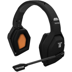Tritton Devastator Wireless Stereo Headset - Stereo - Black - Wireless - Over-the-head - Binaural - Ear-cup