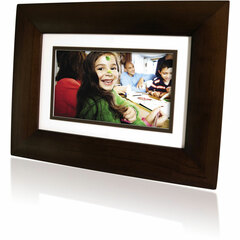 HP DF730P1 Digital Photo Frame - 7