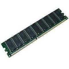 Kingston 1GB DDR SDRAM Memory Module - 1GB (1 x 1GB) - 400MHz DDR400/PC3200 - ECC - DDR SDRAM - 184-pin