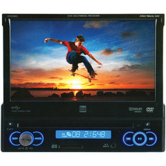 Dual XDVD3101 Car DVD Player - 7