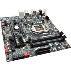 EVGA Z68 SLI Micro Desktop Motherboard - Intel Z68 Express Chipset - Socket H2 LGA-1155 - Micro ATX - 1 x Processor Support - 16 GB DDR3 SDRAM Maximum RAM - SLI
