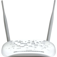 Tp-Link TD-W8961ND Wireless Router - IEEE 802.11n - 2 x Antenna - ISM Band - 300 Mbps Wireless Speed - 4 x Network Port