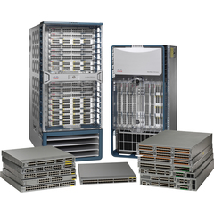 Cisco Nexus 7009 Switch Chassis - Manageable - 14 x Expansion Slots