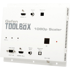 Gefen High Definition 1080p Scaler - Functions: Video Scaling - 1 Pack