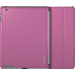 XtremeMac Microshield SC Carrying Case for iPad - Pink - Impact Resistance - Satin