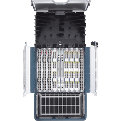 Cisco Nexus 7000 10-Slot Switch - Manageable - 10 x Expansion Slots - Rack-mountable