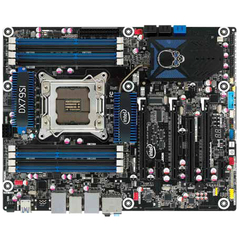 Intel Extreme DX79SI Desktop Motherboard - Intel X79 Express Chipset - Socket R LGA-2011 - 10 x Bulk Pack - ATX - 1 x Processor Support - 64 GB DDR3 SDRAM Maxim