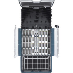 Cisco Nexus 7010 Bundle - Manageable - 10 x Expansion Slots - Rack-mountable