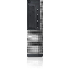 Dell OptiPlex Desktop Computer - Intel Core i3 i3-2120 3.30 GHz - Desktop - 4 GB RAM - 500 GB HDD - DVD-Writer - Intel HD 2000 Graphics - Genuine Windows 7 Prof