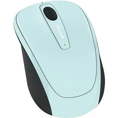 Microsoft Wireless Mobile 3500 Mouse - BlueTrack - Wireless - Radio Frequency - USB 2.0 - 1000 dpi - Scroll Wheel - 3 Button(s) - Symmetrical