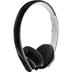 Aluratek ABH01F Headset - Stereo - Black - Mini-phone - Wired/Wireless - Bluetooth - 33 ft - 20 Hz - 20 kHz - Over-the-head - Binaural - Semi-open