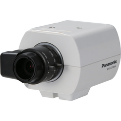 Panasonic WV-CP304 Surveillance/Network Camera - Color, Monochrome - CCD - Cable