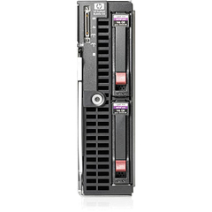 HP-IMSourcing ProLiant Blade Server - 1 x Intel Xeon E5506 2.13 GHz - 2 Processor Support - 6 GB Standard/192 GB Maximum RAM - Serial Attached SCSI (SAS) RAID S