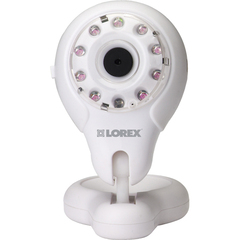 Lorex LIVE Connect LW2031AC1 Surveillance/Network Camera - Color - CMOS - Wireless - Wi-Fi
