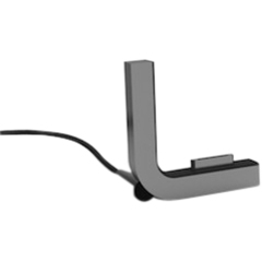 Bracketron MetalDock UGC-354-BL Charging Cradle - Wired - iPhone - Charging Capability - 1 x USB