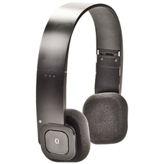 I/OMagic Jam Session Bluetooth Headphone - Stereo - Wireless - Bluetooth - 35 ft - Over-the-head - Binaural - Semi-open