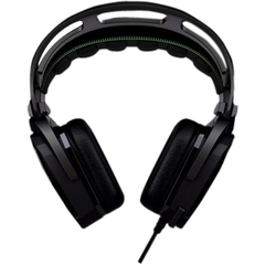 Razer Tiamat Elite 7.1 Surround Sound Analog Gaming Headset - Surround - Mini-phone - Wired - 32 Ohm - 20 Hz - 20 kHz - Over-the-head - Binaural - Ear-cup - 9.8