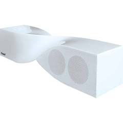 i.Sound i.Sound ISOUND-1691 2.0 Speaker System - 6 W RMS - Wireless Speaker(s) - White - 30 ft - USB - iPod Supported