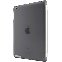 Belkin Snap Shield for The new iPad - iPad - Black - Plastic