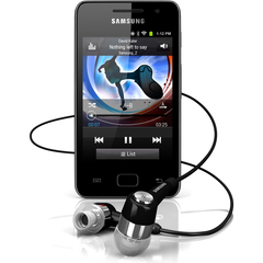 Samsung Galaxy YP-GS1CB 8 GB Black Digital Multimedia Player - Audio Player, Photo Viewer, Video Player, FM Tuner, Camera, Voice Recorder, Video Recorder, e-Boo