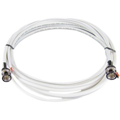 Revo RBNCR59-200 Coaxial Video Cable - Coaxial for Video Device, Surveillance Camera - 200 ft - BNC Video - BNC Video