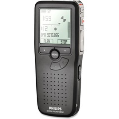 Philips Pocket Memo LFH9375 Digital Voice Recorder - Secure Digital (SD) Card - 1.7