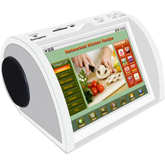 Netchef PF809 2 GB Flash Portable Media Player - Audio Player, Photo Viewer, Video Player, e-Book - 8