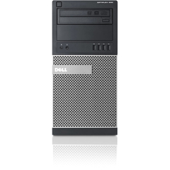 Dell OptiPlex Desktop Computer - Intel Core i3 i3-2120 3.30 GHz - Mini-tower - 2 GB RAM - 500 GB HDD - DVD-Writer - Genuine Windows 7 Professional - DisplayPort