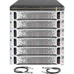HP Rack & Roll: HP ProLiant DL380p Gen8 Servers and HP 5900AF Switch Bundle