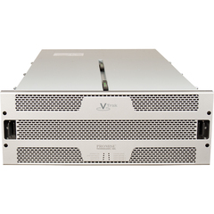 Promise VTrak DAS Array - 60 x HDD Installed - 180 TB Installed HDD Capacity - RAID Supported - 60 x Total Bays - 6Gb/s SAS - 4U Rack-mountable