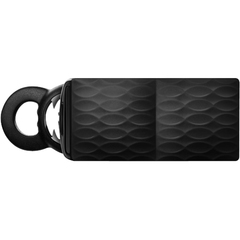 Jawbone Icon HD Earset - Mono - Black - Wireless - Bluetooth - 33 ft - Earbud - Monaural - Open