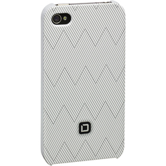 Dicota Hard iPhone Case - iPhone - White - Plastic