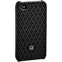Dicota Hard iPhone Case - iPhone - Black - Plastic