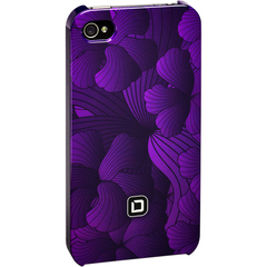 Dicota Hard iPhone Case - iPhone - Purple - Plastic