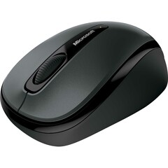 Microsoft Wireless Mobile Mouse 3500 - BlueTrack - Wireless - Radio Frequency - USB 2.0 - 1000 dpi - Scroll Wheel - 3 Button(s) - Symmetrical