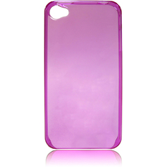 Luardi Crystal Case for iphone 4/4S Purple - iPhone - Purple - Plastic